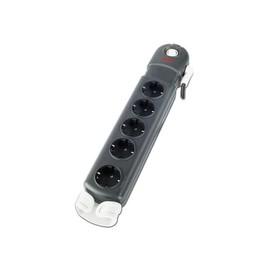 APC Essential Surgearrest PL5B - Überspannungsschutz - Wechselstrom 230 V - Ausgangsanschlüsse: 5 - Deutschland - Produktbild