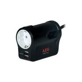 AEG Protect Travel - Überspannungsschutz - Wechselstrom 230 V - Ausgangsanschlüsse: 5 Produktbild