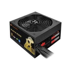 Thermaltake Madrid 850W - Stromversorgung (intern) - ATX12V 2.3 - 80 PLUS Gold - Wechselstrom 100-240 V - Produktbild