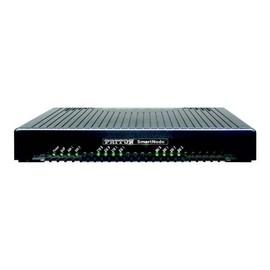 Patton SmartNode 5531 eSBC - VoIP-Gateway - ISDN, GigE - ISDN DSS1/ETSI - Digitalsteckplätze: 4 Produktbild