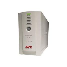 APC Back-UPS CS 500 - USV - Wechselstrom 120 V - 300 Watt - 500 VA - Ausgangsbuchsen: 6 Produktbild