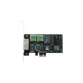 Gerdes AG PrimuX 4S2M - ISDN Terminal Adapter - PCIe x1 - T1/E1 - Digitalsteckplätze: 4 Produktbild