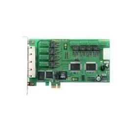 Gerdes AG PrimuX 8S0 - ISDN Terminal Adapter - PCIe x1 - ISDN BRI S0 - Digitalsteckplätze: 8 Produktbild