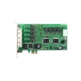 Gerdes AG PrimuX 2S0 E - ISDN Terminal Adapter - PCIe x1 - ISDN BRI S0 - Digitalsteckplätze: 2 Produktbild