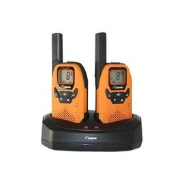 Mitel Outdoor 8000 - Tragbar - Two-Way Radio - PMR - 8 Kanäle - orange (Packung mit 2) Produktbild
