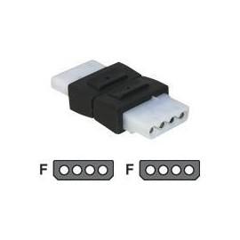 DeLOCK - Adapter für Power Connector - interne Stromversorgung, 4-polig (W) bis interne Stromversorgung, 4-polig (W) Produktbild