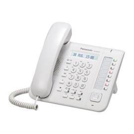 Panasonic KX-NT551 - VoIP-Telefon - weiß Produktbild