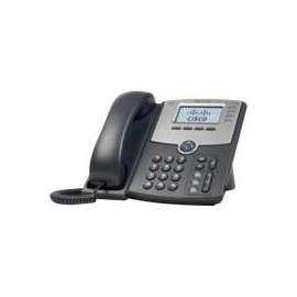 Cisco Small Business SPA 514G - VoIP-Telefon - SIP, SIP v2, RTCP, RTP, SRTP - mehrere Leitungen Produktbild