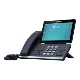 Yealink SIP-T56A - VoIP-Telefon - Bluetooth-Schnittstelle - IEEE 802.11b/g/n (Wi-Fi) - SIP, SIP v2, SRTP Produktbild