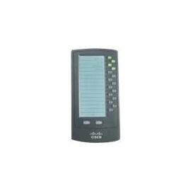 Cisco Small Business SPA500DS 15-Button Attendant Console - Funktionstasten-Erweiterungsmodul - Produktbild