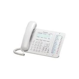 Panasonic KX-NT556 - VoIP-Telefon - weiß Produktbild