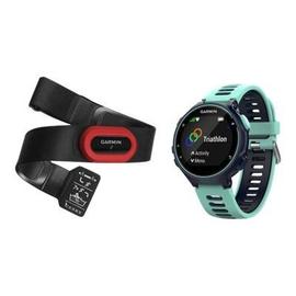 Garmin Forerunner 735XT - Run Bundle - GPS/GLONASS-Uhr - Fahrrad, Laufen, Schwimmen Produktbild