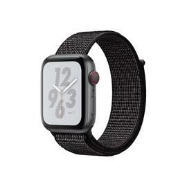 Apple Watch Nike+ Series 4 (GPS + Cellular) - 40 mm - Weltraum grau Aluminium - intelligente Uhr mit Nike Produktbild