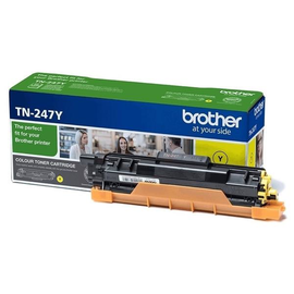 Toner für Brother HL-L3210/L750 2500Seiten yellow Brother TN-247Y Produktbild