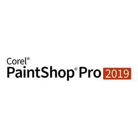 Corel PaintShop Pro 2019 - Lizenz - 1 Benutzer - ESD - Win - Multi-Lingual Produktbild