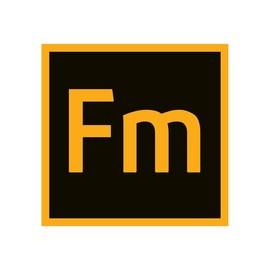 Adobe FrameMaker (2019 Release) - Medien - DVD - Win - International English Produktbild