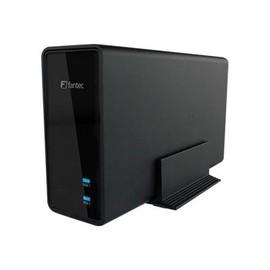 """FANTEC mobi X2U3-6G - Speichergehäuse - 2.5"""" (6.4 cm) - SATA 6Gb/s - 6 Gbit/s - USB 3.0 Produktbild"""