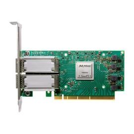 Lenovo ThinkSystem Mellanox ConnectX-5 Ex Low-Latency - Netzwerkadapter - PCIe 4.0 x16 Low-Profile - Gigabit Ethernet / Produktbild