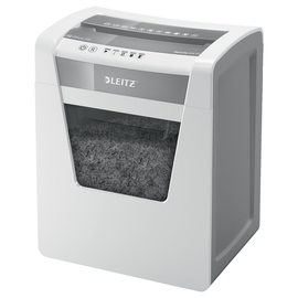 Aktenvernichter IQ Office P5 250 Blatt für 10Blatt 2x15mm Partikelschnitt Leitz 8002-00-00 (Sicherheitsstufe P-5) Produktbild