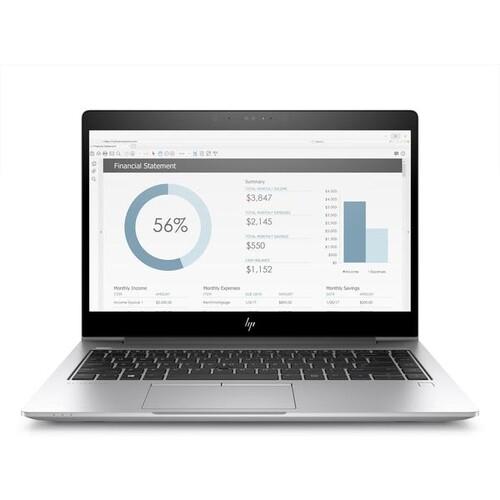HP EliteBook 830 G5 - Core i5 8350U / 1.7 GHz - Win 10 Pro 64-Bit - 8 GB RAM - 256 GB SSD SED, TCG Opal Encryption 2, Produktbild Additional View 1 L