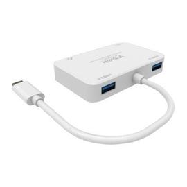 Vision TC-USBCHUB - Docking Station - USB-C 3.1 - HDMI - GigE Produktbild