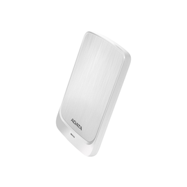 ADATA HV320 - Festplatte - 2 TB - extern (tragbar) - USB 3.1 - weiß Produktbild