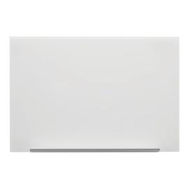 Nobo Diamond - Whiteboard - geeignet für Wandmontage - 677 x 381 mm - Temperglas - magnetisch Produktbild