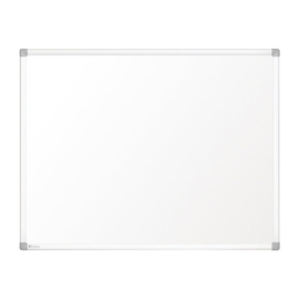 Whiteboard Prestige 1500x1000mm magnetisch weiß mit Alurahmen Nobo 1905223 Produktbild