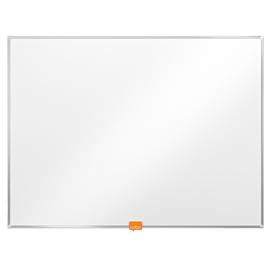 Whiteboard Prestige 600x450mm magnetisch weiß mit Alurahmen Nobo 1905219 Produktbild