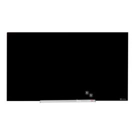 Nobo Diamond - Whiteboard - geeignet für Wandmontage - 1264 x 711 mm - Temperglas - magnetisch Produktbild
