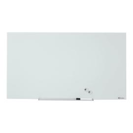 Nobo Diamond - Whiteboard - geeignet für Wandmontage - 993 x 559 mm - Temperglas - magnetisch Produktbild