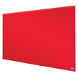 "Glas-Magnetboard Diamond Widescreen 45"" 56x100cm rot magnetisch Nobo 1905184 Produktbild Additional View 7 S"