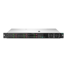 HPE ProLiant DL20 Gen10 Performance - Server - Rack-Montage - 1U - 1-Weg - 1 x Xeon E-2136 / 3.3 GHz Produktbild