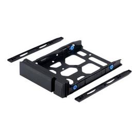QNAP TRAY-35-NK-BLK07 - Festplattenfach - Schwarz - für QNAP TS-932X, TS-951X, TS-963X Produktbild