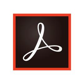 Adobe Acrobat Pro 2017 - Medien- und Dokumentationssatz - CLP - DVD - Mac - Ungarisch Produktbild