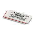 Radiergummi LATEX-FREE 50x10x19mm weiß Naturkautschuk Faber Castell 180840 Produktbild