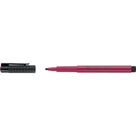 Tuschestift PITT ARTIST PEN Calligraphy 2,5mm brekarminrosa Faber Castell 167527 Produktbild