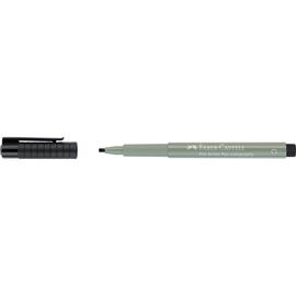 Tuschestift PITT ARTIST PEN Calligraphy 2,5mm breit warmgrau III Faber Castell 167972 Produktbild