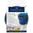 Wasserbecher CLIC & GO blau Faber Castell 181540 Produktbild