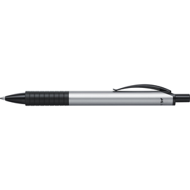 Kugelschreiber Basic 0,5mm silber Faber Castell 143411 Produktbild