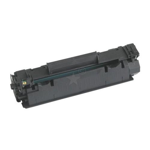 Toner (CF283X) für LaserJet Pro M120 2200 Seiten schwarz BestStandard Produktbild Front View L