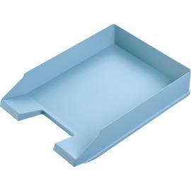 Briefkorb Economy für A4 255x345x67mm hellblau Kunststoff Helit H2361633 Produktbild