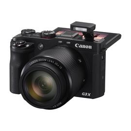Canon PowerShot G3 X - Digitalkamera - Kompaktkamera - 20.2 MPix - 1080p - 25x optischer Zoom Produktbild