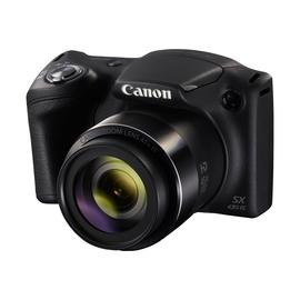 Canon PowerShot SX430 IS - Digitalkamera - Kompaktkamera - 20.5 MPix - 720p / 25 BpS - 45x optischer Produktbild