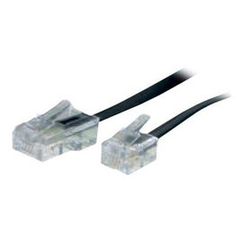 S-Impuls - Telefonkabel - RJ-11 (M) bis RJ-45 (4-PIN) (M) - 10 m Produktbild