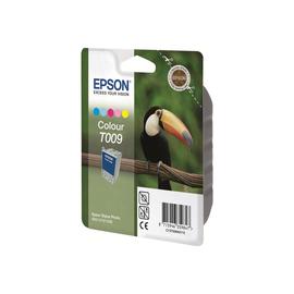 Epson T009 - 66 ml - Farbe (Cyan, Magenta, Gelb, Hell-Cyan, Hell-Magenta) - Original - Blisterverpackung - Produktbild