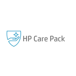 HP Care Pack Next Business Day Hardware Support Post Warranty - Serviceerweiterung - Arbeitszeit und Produktbild