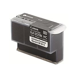 Canon BJI-201BkHC - Schwarz - Original - Tintenbehälter - für BJC-600, 600 E, 610, 620 Produktbild