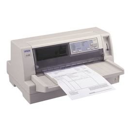 Epson LQ 680Pro - Drucker - monochrom - Punktmatrix - 305 x 420 mm, 305 mm (Breite) - 360 dpi Produktbild