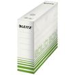 Archivbox Solid 330x80x257mm Rückenbreite 80mm hellgrün Leitz 6127-00-50 Produktbild